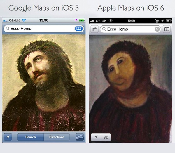 How Bad is Apple Maps? Bad Enough to Become an Internet Punchline