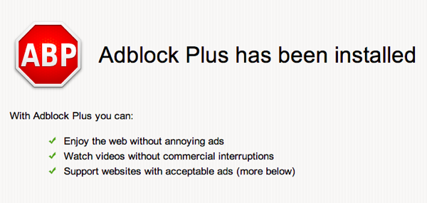 how to put adblock on mac