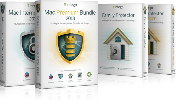 Antivirus for Mac software from Intego