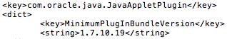JavaApplet