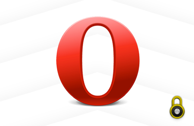 Opera browser security updates