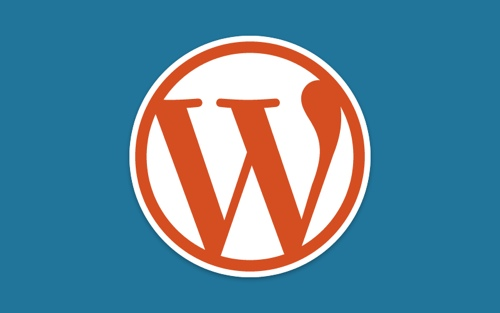 wordpress-orange-logo