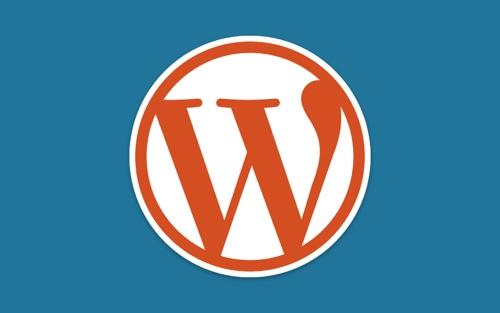 wordpress-orange-logo