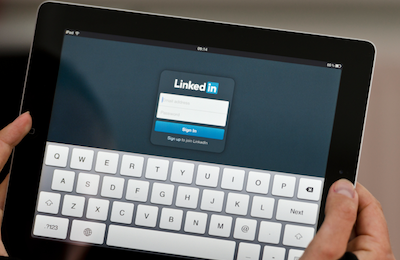 LinkedIn Two-Step Authentication