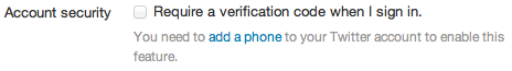 TwitterSecurity