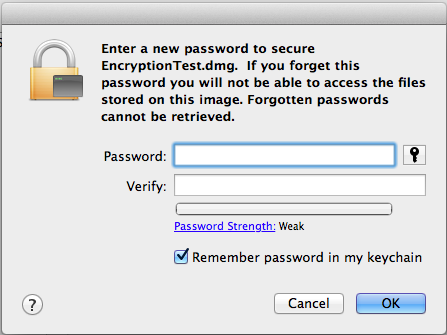 how to encrypt text files on a mac