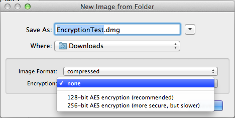 How to Use Apple's Built-in Features to Encrypt Files and