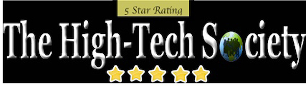 5 Star Rating - HighTechSociety Reviews WM 2014