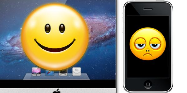 Does Apple care more about securing Mac users than iPhone users?