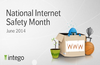 June Internet Safety Month