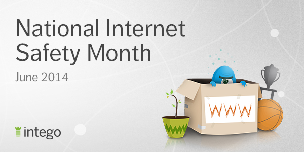 June is National Internet Safety Month