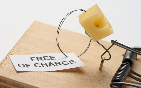 free cheese mousetrap