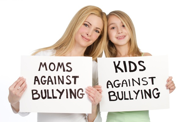 Moms and Kids against bullying