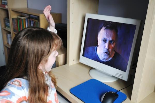 how are online predators caught