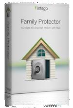 Family Protector digital product box