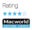 Intego wins Macworld Editors Choice