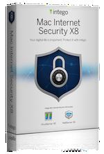 Mac Internet Security digital product box
