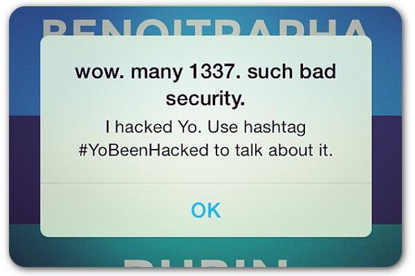 Yo hack