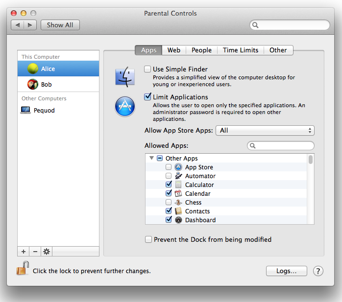 How to Set Parental Controls for the iTunes Store and the Mac App
