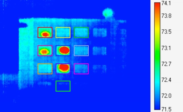 Thermal image from research paper
