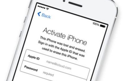 Activate iPhone Activation Lock Check