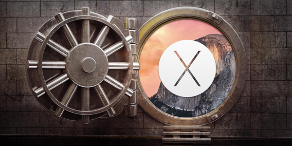 OS X Yosemite Security Privacy