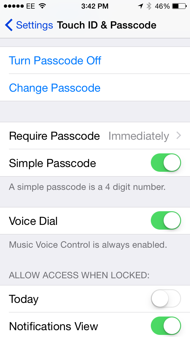 iOS 8 Security and Privacy Features Explained | The Mac