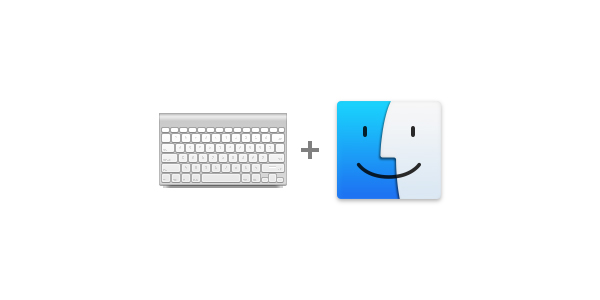 Navigate the OS X Finder from the Keyboard
