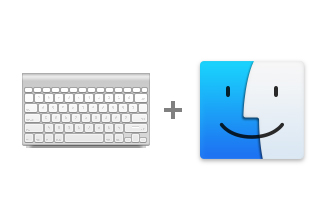 Finder Keyboard Shortcuts