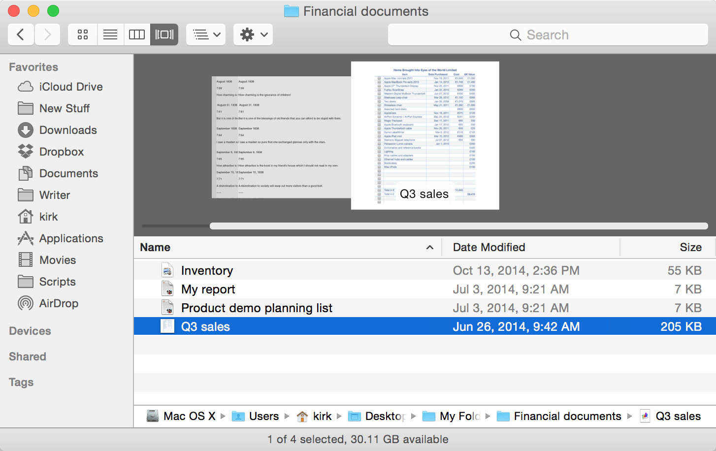 edit pdf mac in finder