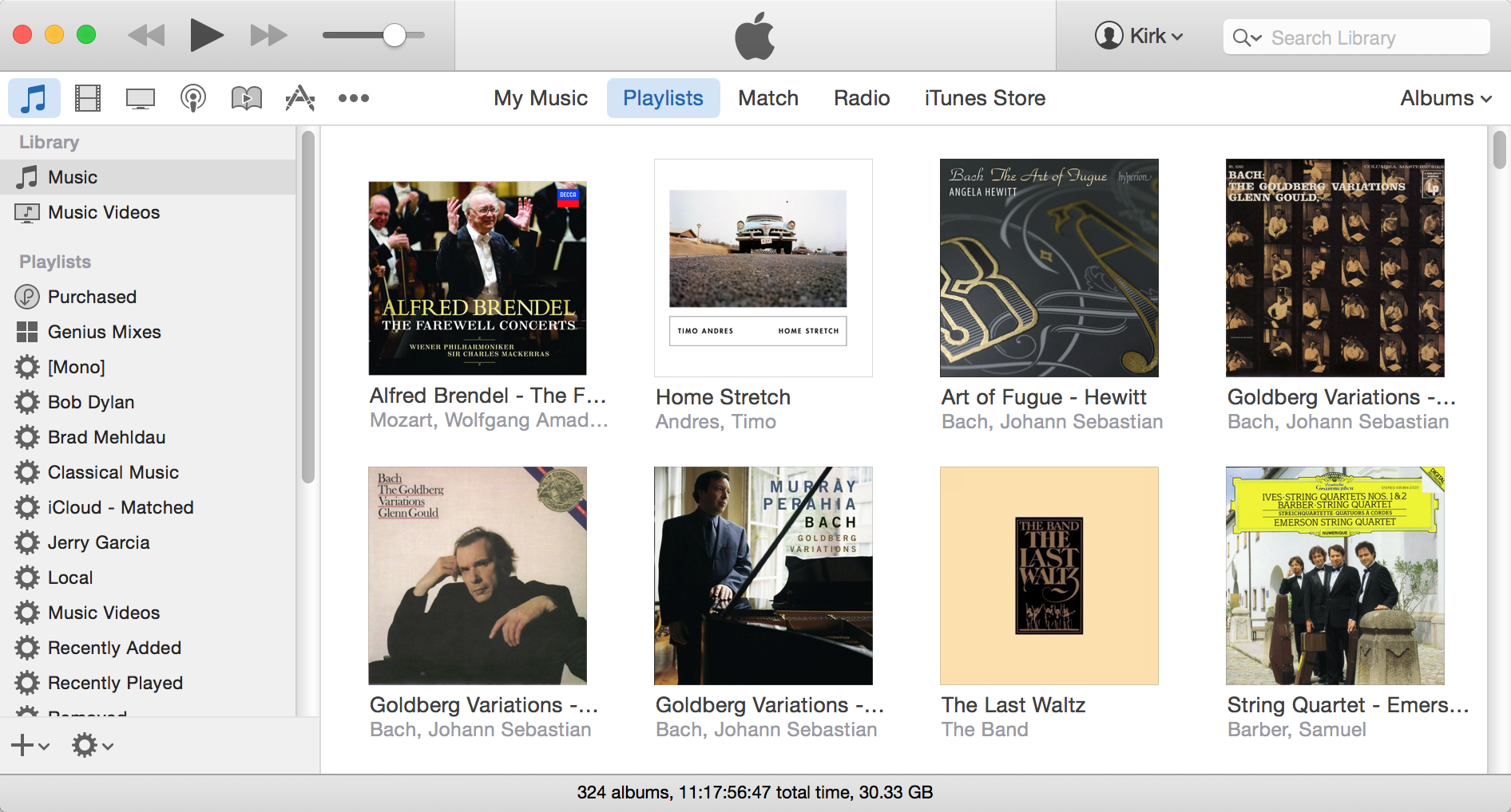 How to View Your Content in iTunes 12 | The Mac Security Blog
