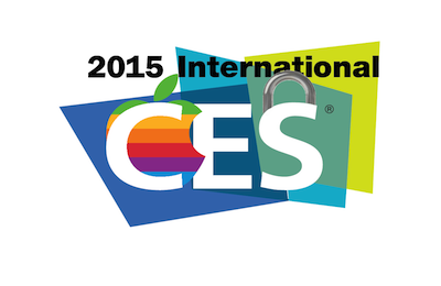 CES2015 logo Apple Security