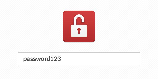 Weak Passwords Small Business Security Risks
