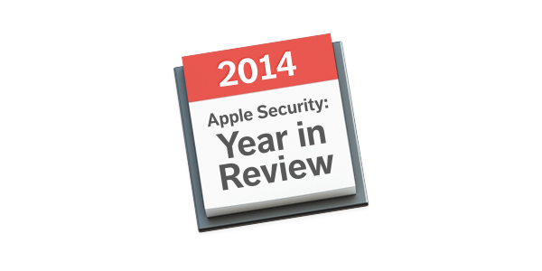 Apple security 2014 year in review