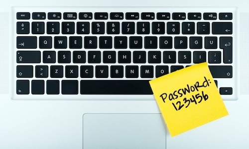 Family passwords and online security tips