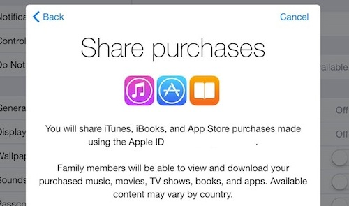 Family Sharing on iOS 8: How and Why Parents Should Use It