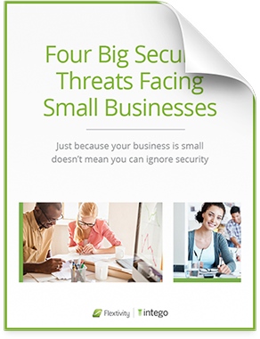 Security threats small business