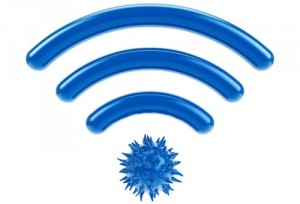 Unsecured wireless hotspot