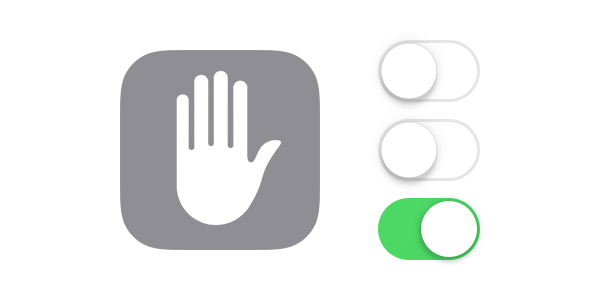 how to control what information apps can access on kids iPhone or iPad
