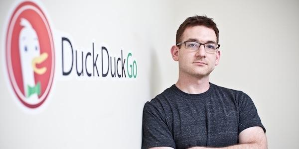 DuckDuckGo CEO Gabriel Weinberg Intego interview