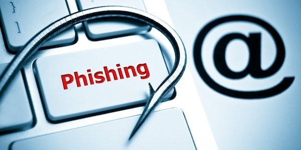Phishing dangers in business