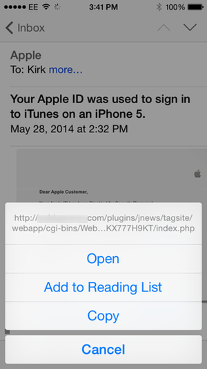 phishing-ios