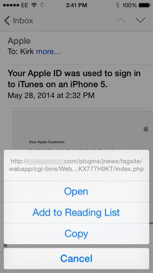 phishing-ios