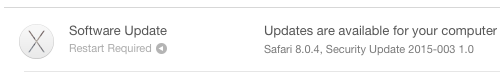Security Update 2015-003