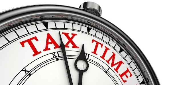 Tax time security tips