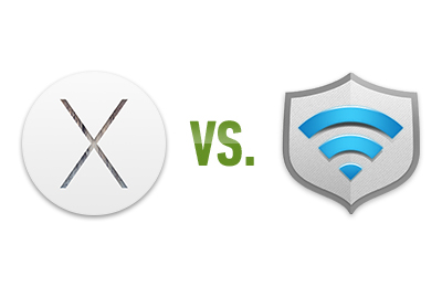 Intego NetBarrier compared to Mac OS X Yosemite firewall