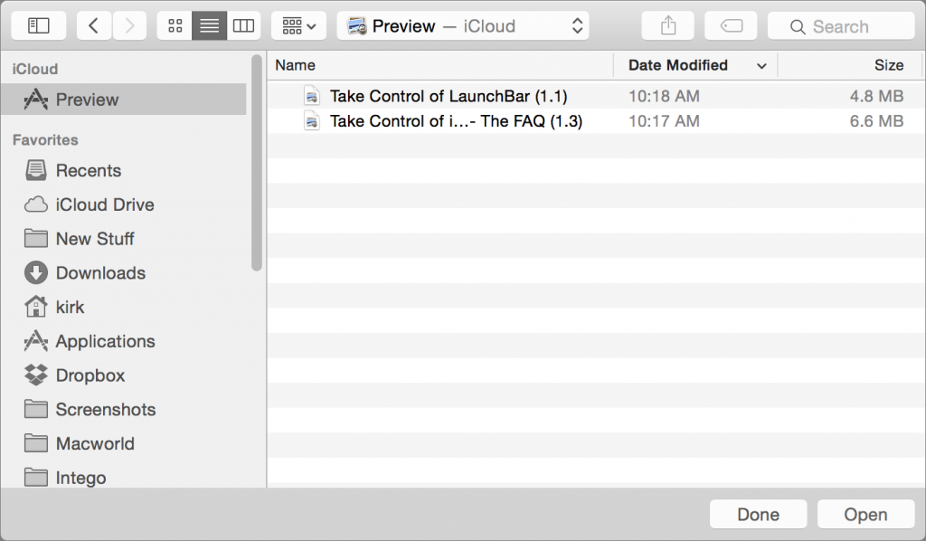 iCloud Drive: How to Sync Data Between Mac and iOS | The Mac