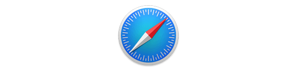 Image of Safari Web browser logo