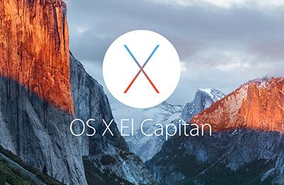 OS X El Capitan featured image