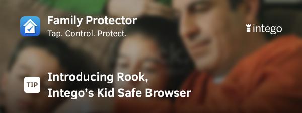 Using Rook web browser tip header image